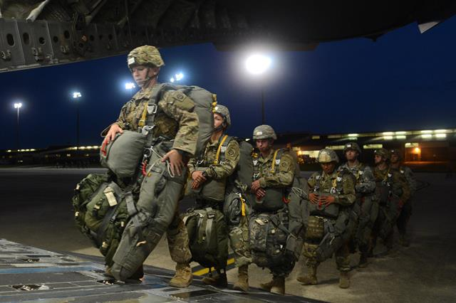 AMC remains committed to U.S. Army's airborne mission